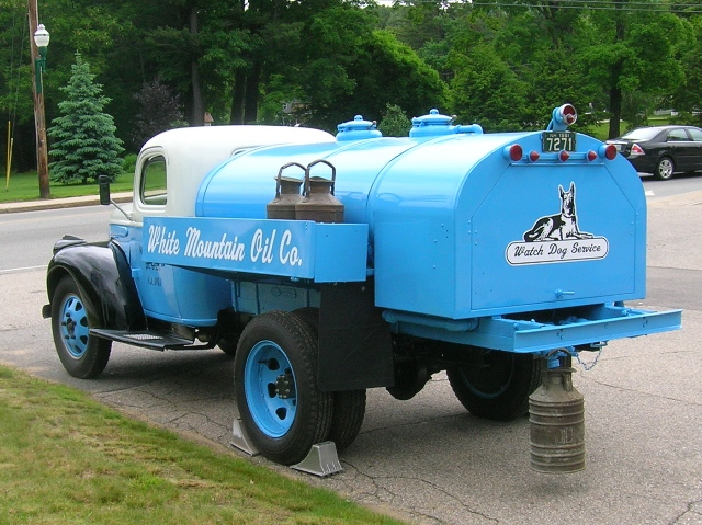 1941 Fuel Truck